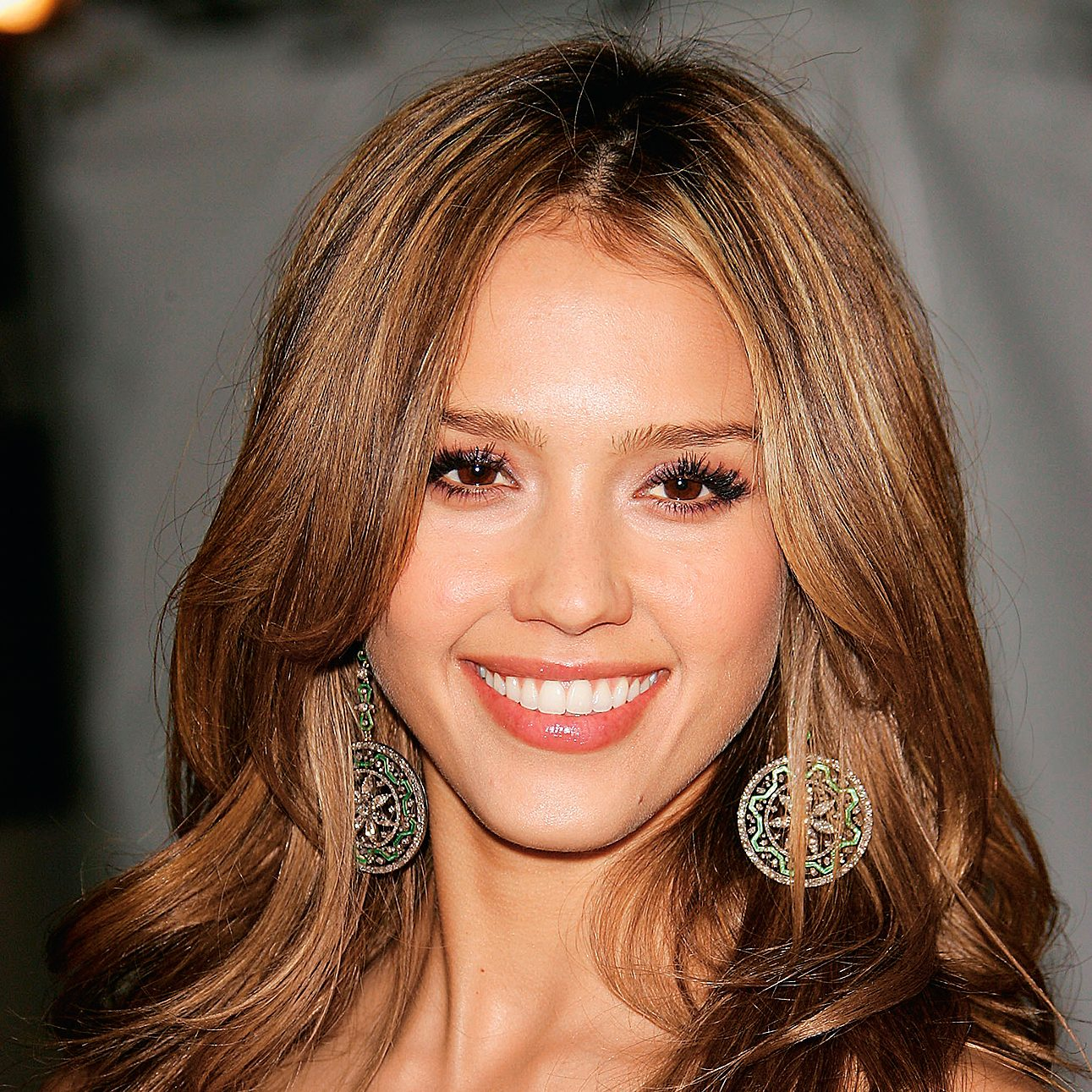 Jessica Alba On Her Beauty Disasters Short Blonde Hair
