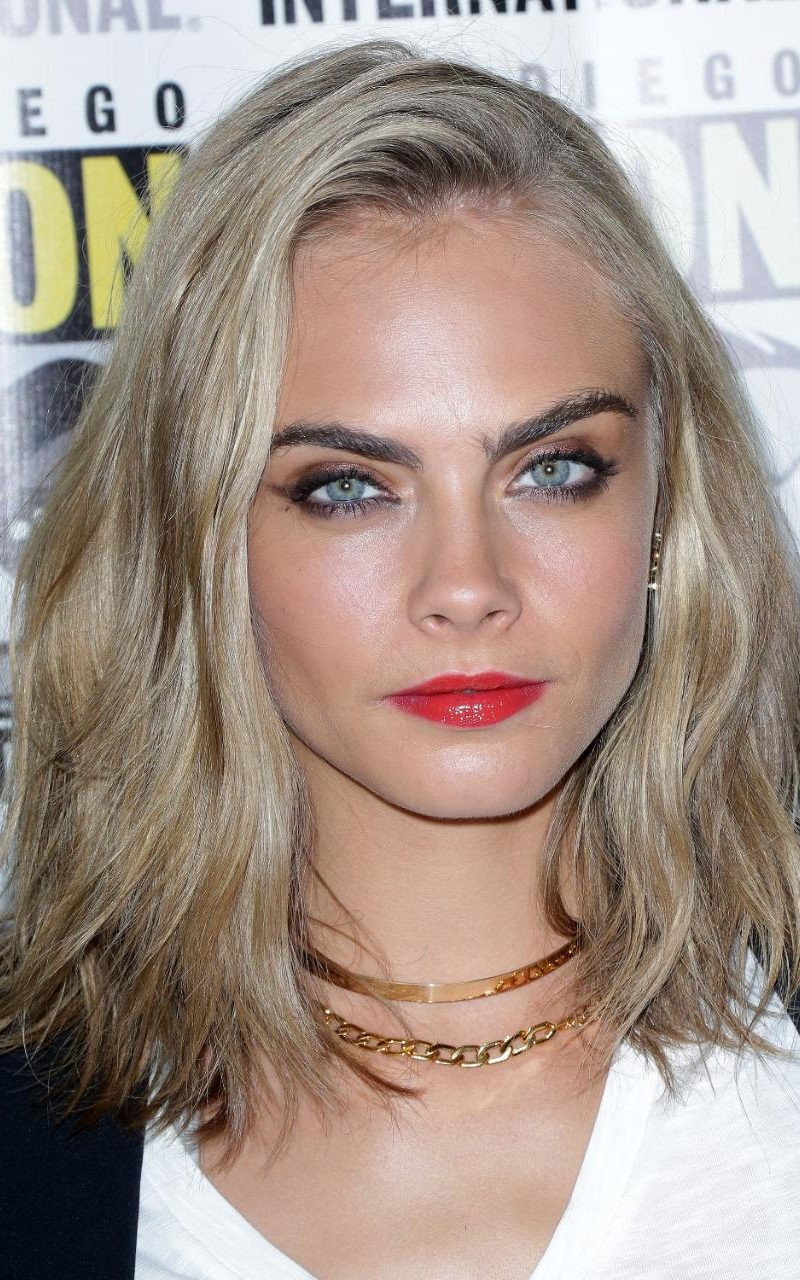 Cara Delevingne Unveils Her New Hair Cut And Is Proof