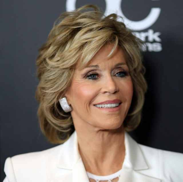 jane fonda's hairstyles through the years - beauty