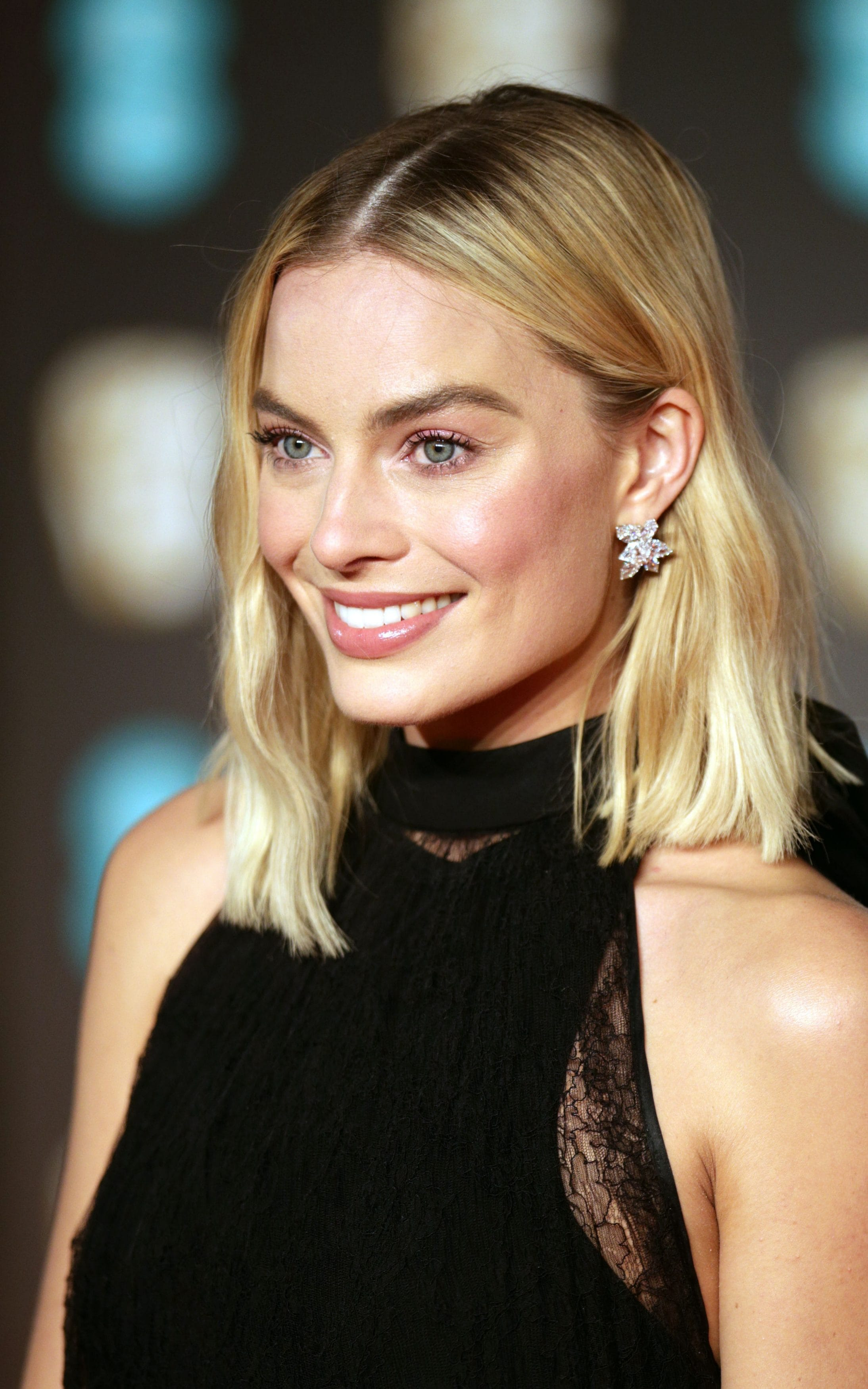 Why Margot Robbies BAFTA Beauty Look Is Grown Up Glamour