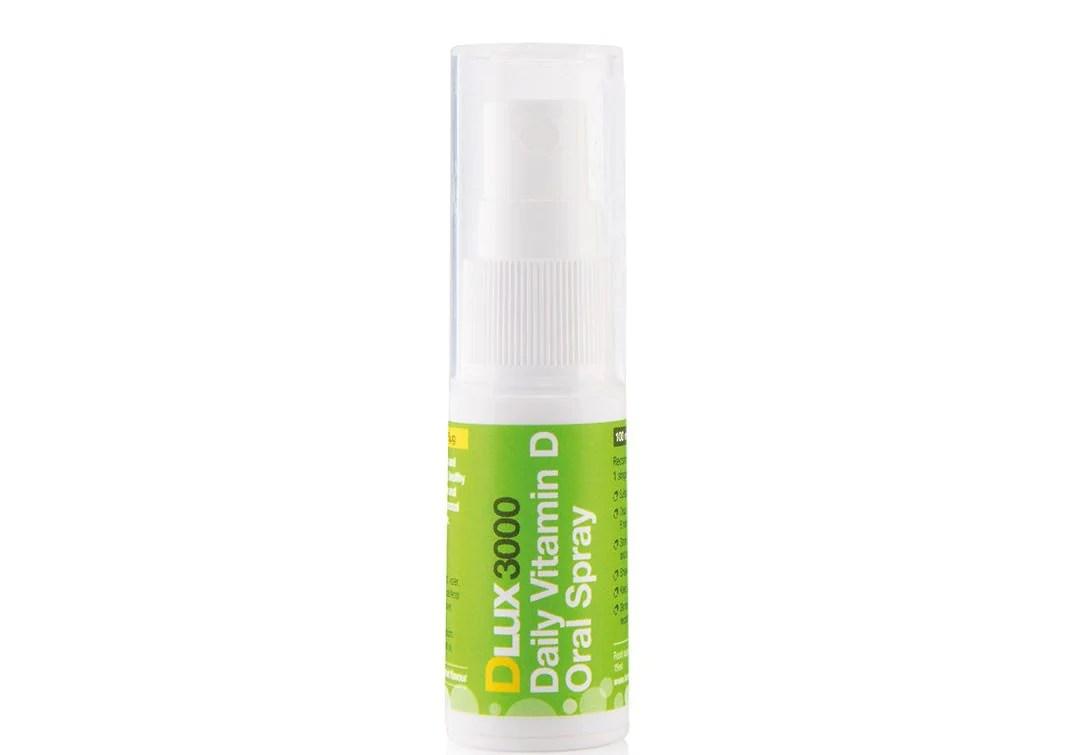 BetterYou Dlux 3000 Vitamin D Oral Spray, £7.99