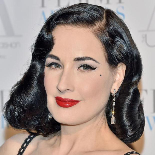 Dita von Teese at the FEMMY awards