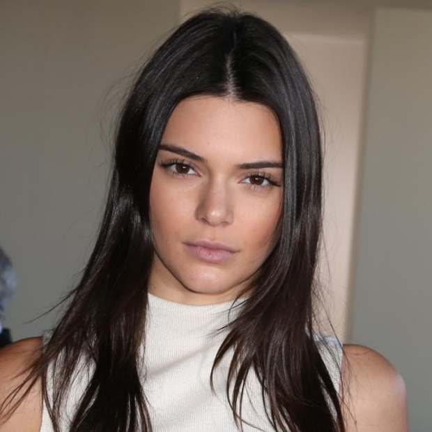 Kendall Jenner at Calvin Klein