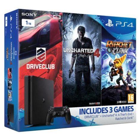 Very's 1TB PlayStation 4 bundle