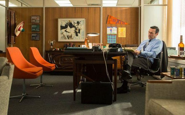 Don Drapers Office Chairs Mad Men Fans You Can Now Buy