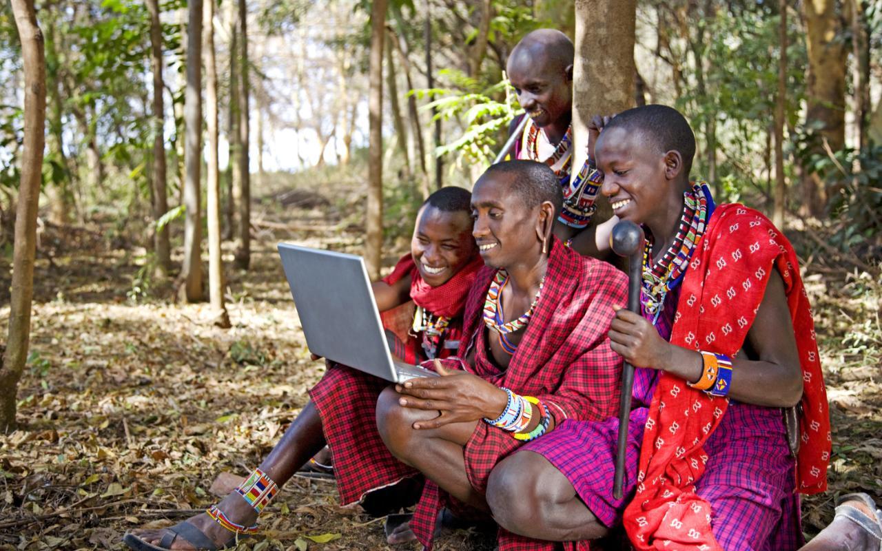Resultado de imagen de internet africa