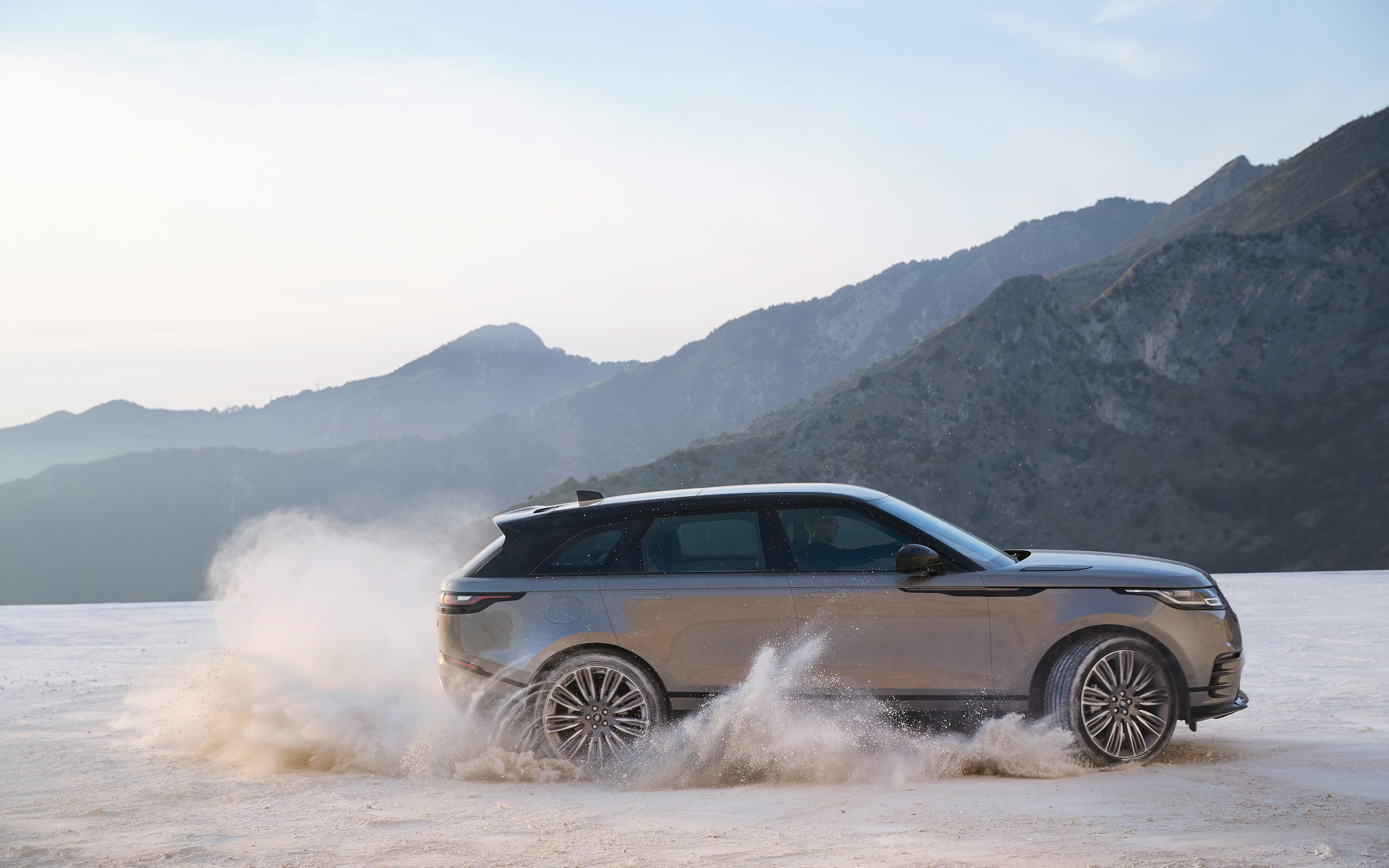 The Range Rover Velar – in pictures Cars