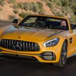 Mercedes Amg Gt C Roadster Review How Much Power Is Too Much