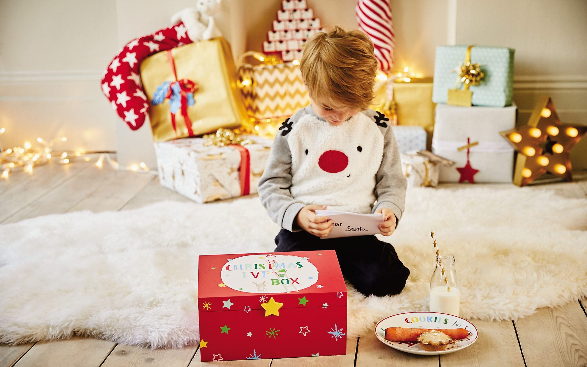 How To Make A Great Christmas Eve Box From Gift Ideas To