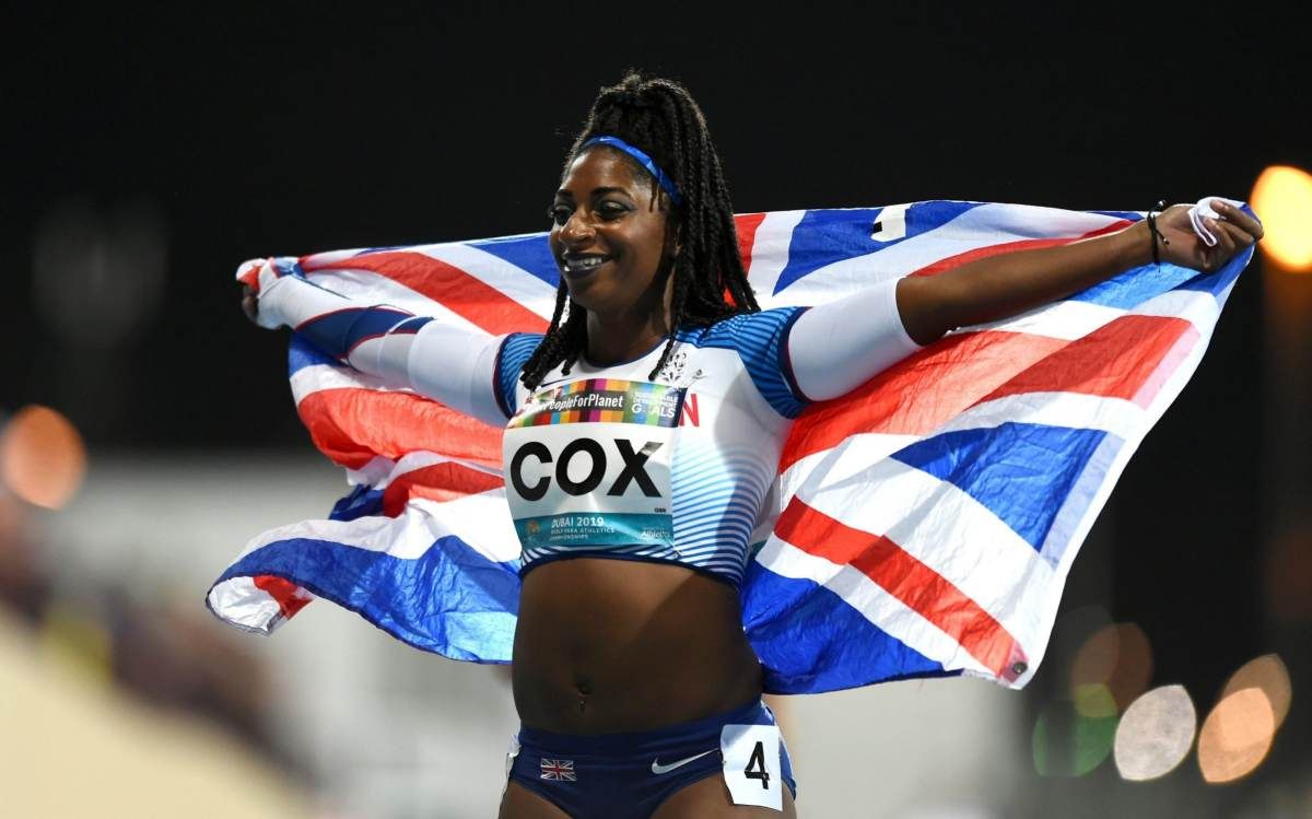 Kadeena Cox won gold in the velodrome at the 2016 Paralympics in Rio, only taking up cycling two years prior