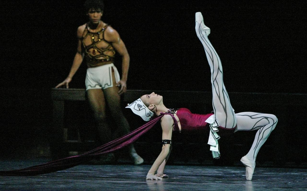 Sylvie Guillems Last Dance On Japans New Years Eve TV