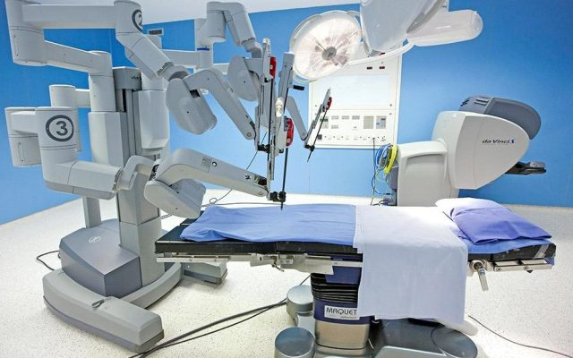 Robotic revolution: How a robot could be your next surgeon