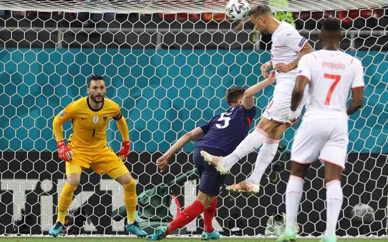 Kylian Mbappe the fall-guy as France lose penalty shootout to Switzerland  and exit Euro 2020