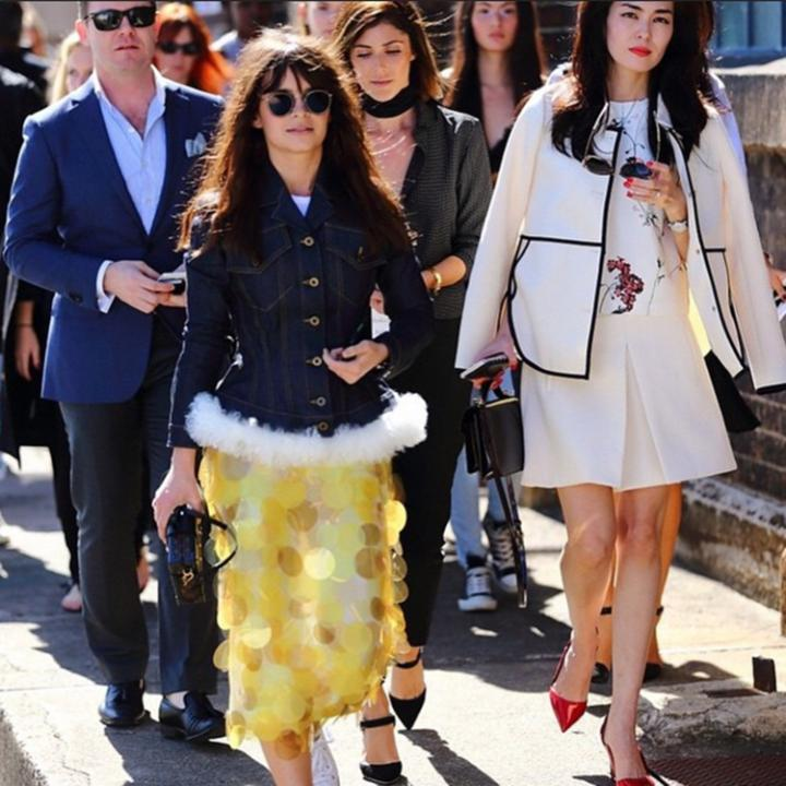 The best fashion people to follow on Instagram