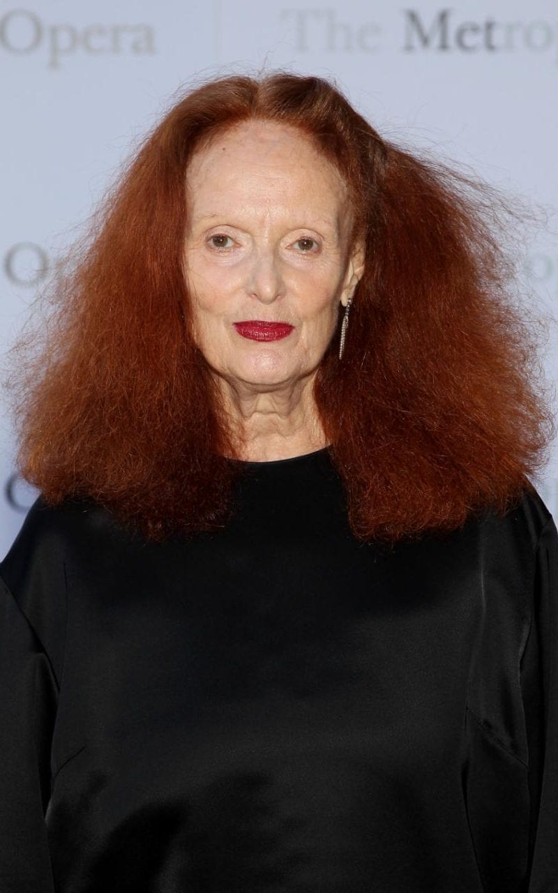 Grace Coddington Is Stepping Down As Vogue Creative Director