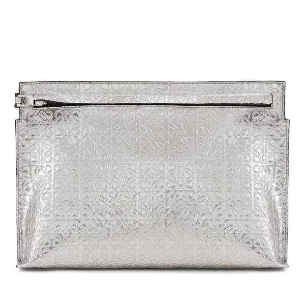 T pouch, £425, Loewe