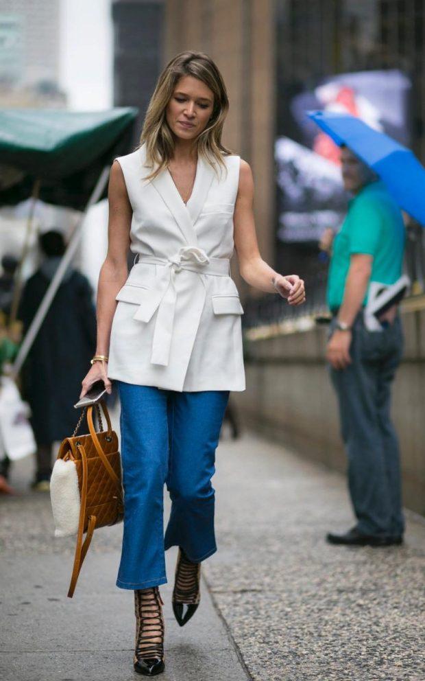 street style workwear