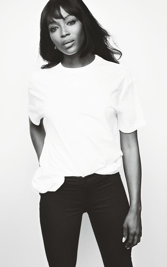 Naomi Campbell in the Fashion Targets Cancer