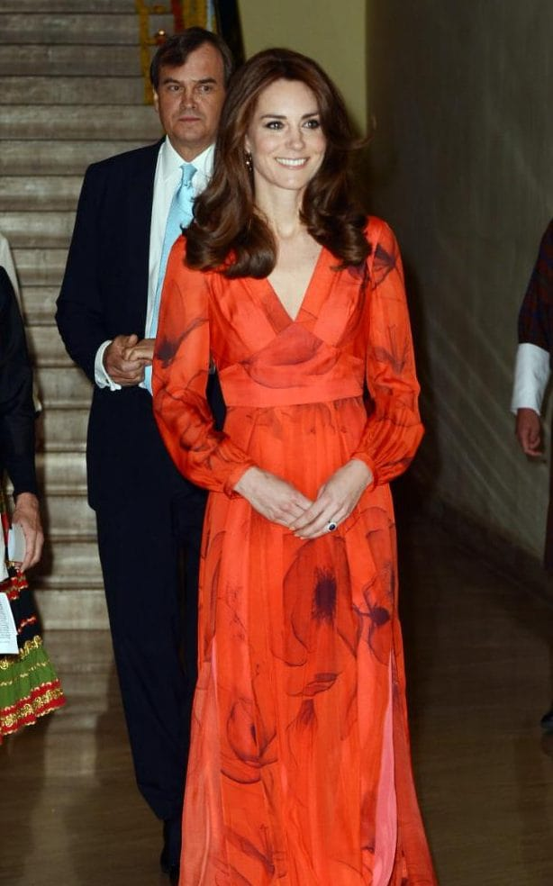 How The Duchess Of Cambridges New Beulah London Dress Is