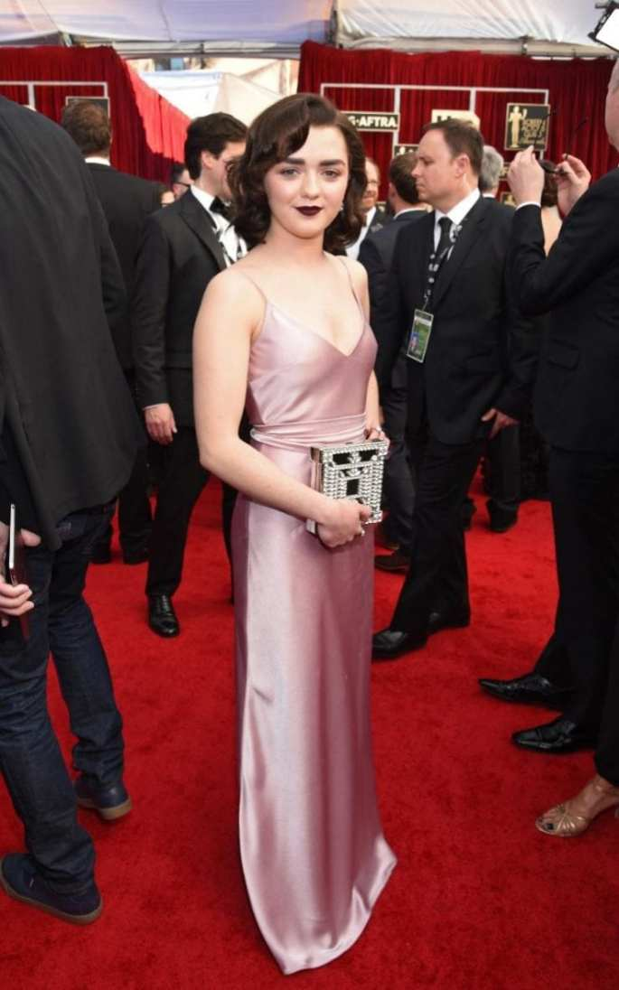 Maisie Williams SAG Awards