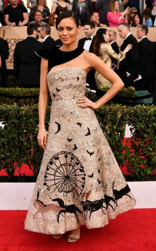 Thandie Newton SAG awards