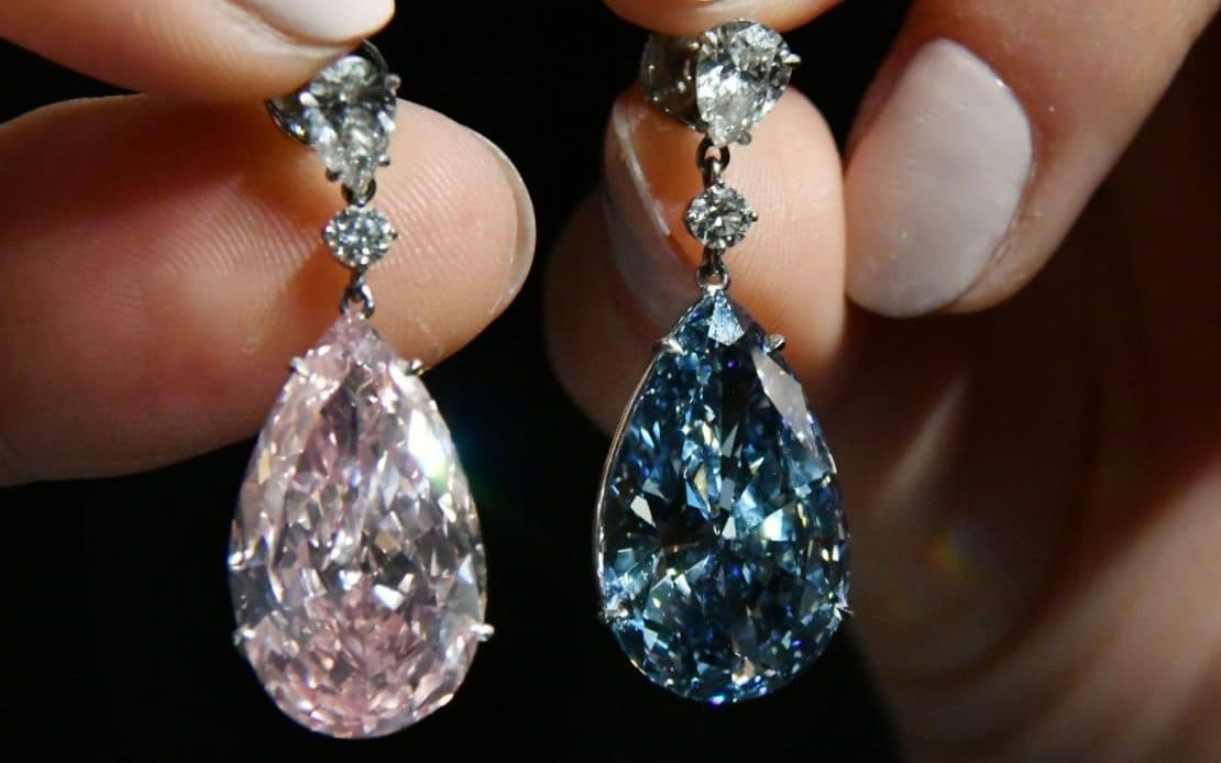 The Worlds Most Expensive Earrings Ever Go On Sale For
