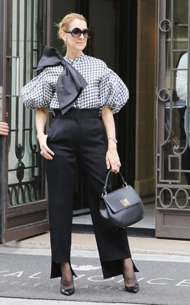 Image result for Céline Dion's stylist on her couture fashion week wardrobe