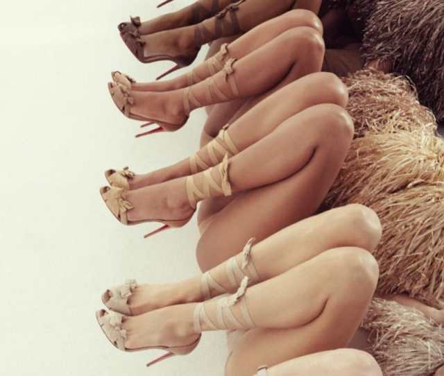 50 Shades Of Nude How Fashion Is Finally Embracing Shades For All Skin Tones