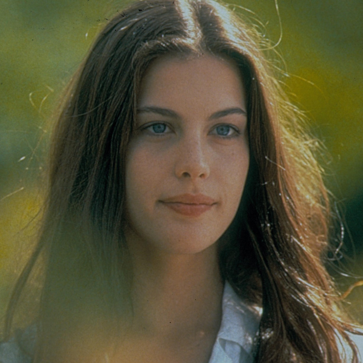 Victorias Beauty Muse Liv Tyler In Stealing Beauty