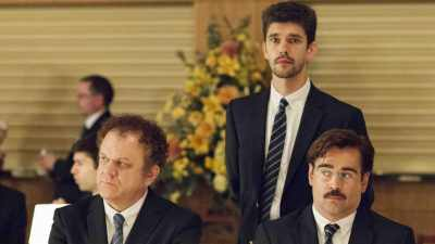Colin Farrell and an eclectic cast star in The Lobster, playing at the BFI London Film Festival