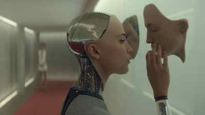 Alicia Vikander is nominated at BAFTAs 2016 for her android role in Ex Machina