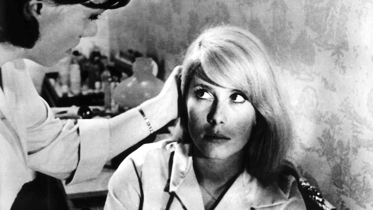 No Merchandising. Editorial Use Only Editorial Use Only - No Merchandising. No Book Cover Use  Mandatory Credit: Photo by REX Shutterstock (399161d)  CATHERINE DENEUVE  FILM 'REPULSION' - 1965