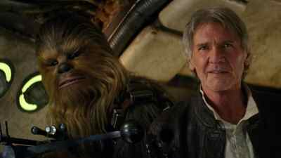 Harrison Ford returned to the Star Wars franchise in The Force Awakens