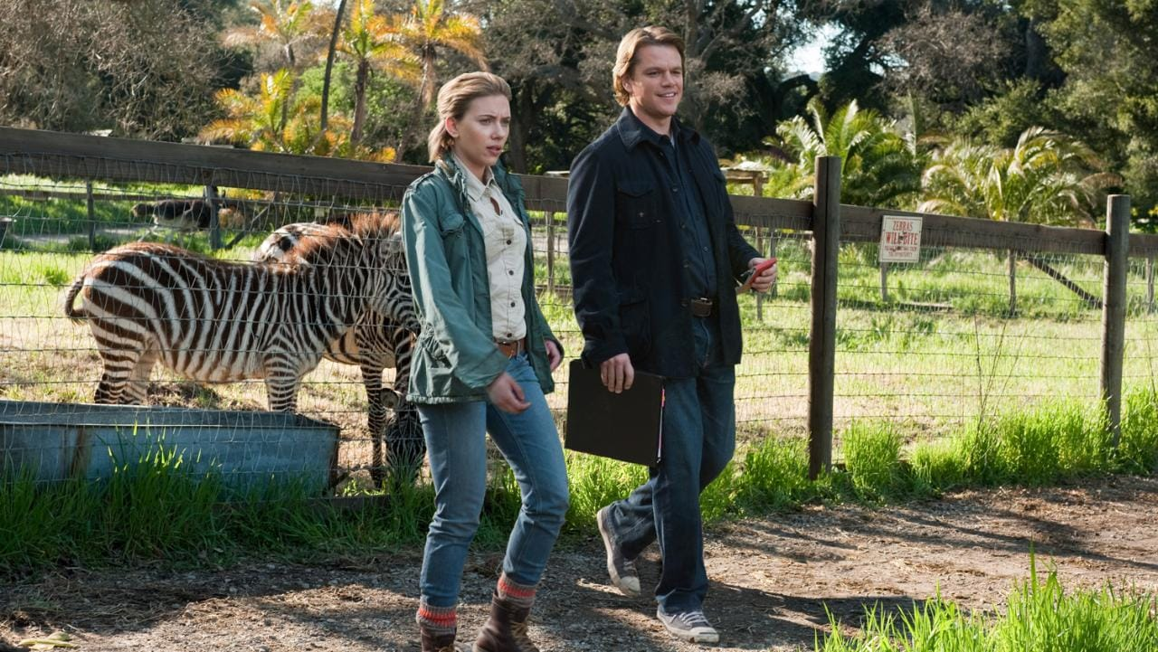Image result for we bought a zoo
