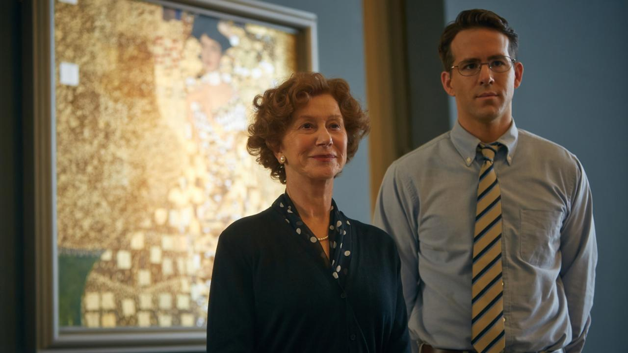 Image result for woman in gold film