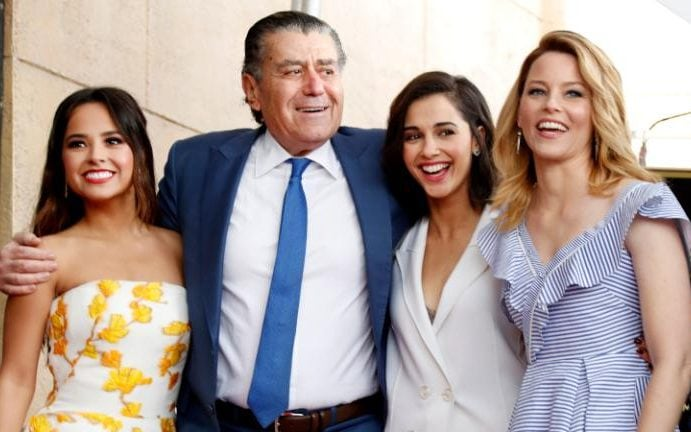 Image result for haim saban and power rangers