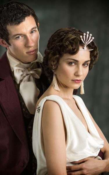 Fantastic Beasts 2  new cast and plot details revealed Callum Turner as Anatole Kuragin  with Tuppence Middleton as Helene  Kuragin  in War