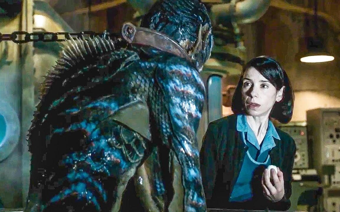 The Shape Of Water Review Guillermo Del Toros Beautiful