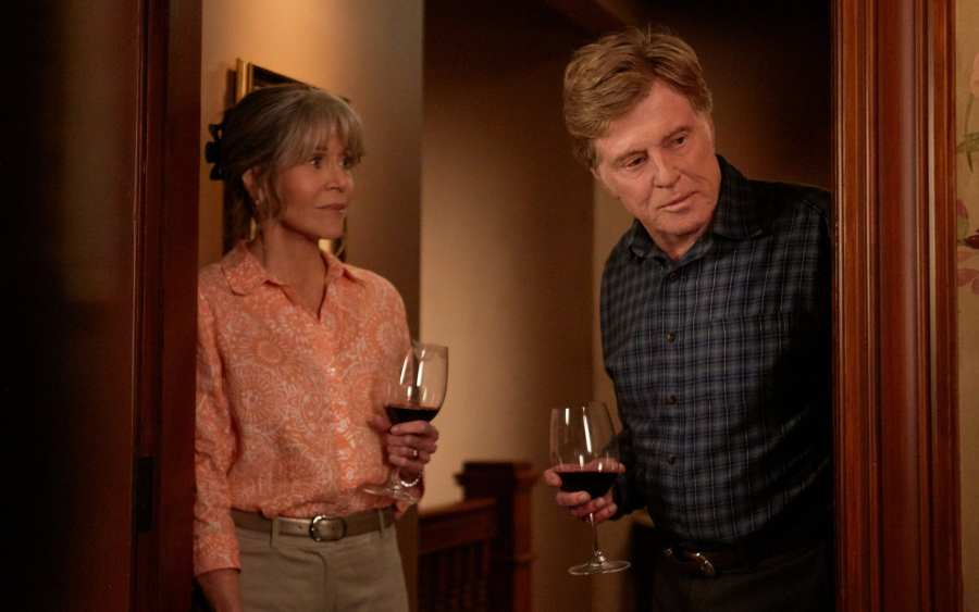 Robert Redford interview   I didn t know Jane Fonda was in love with me  Reunited  Fonda and Redford in the new Netflix film drama Our Souls at Night