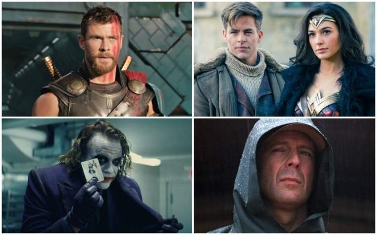The 25 best superhero movies  ranked by Robbie Collin   Film The best superhero movies of all time