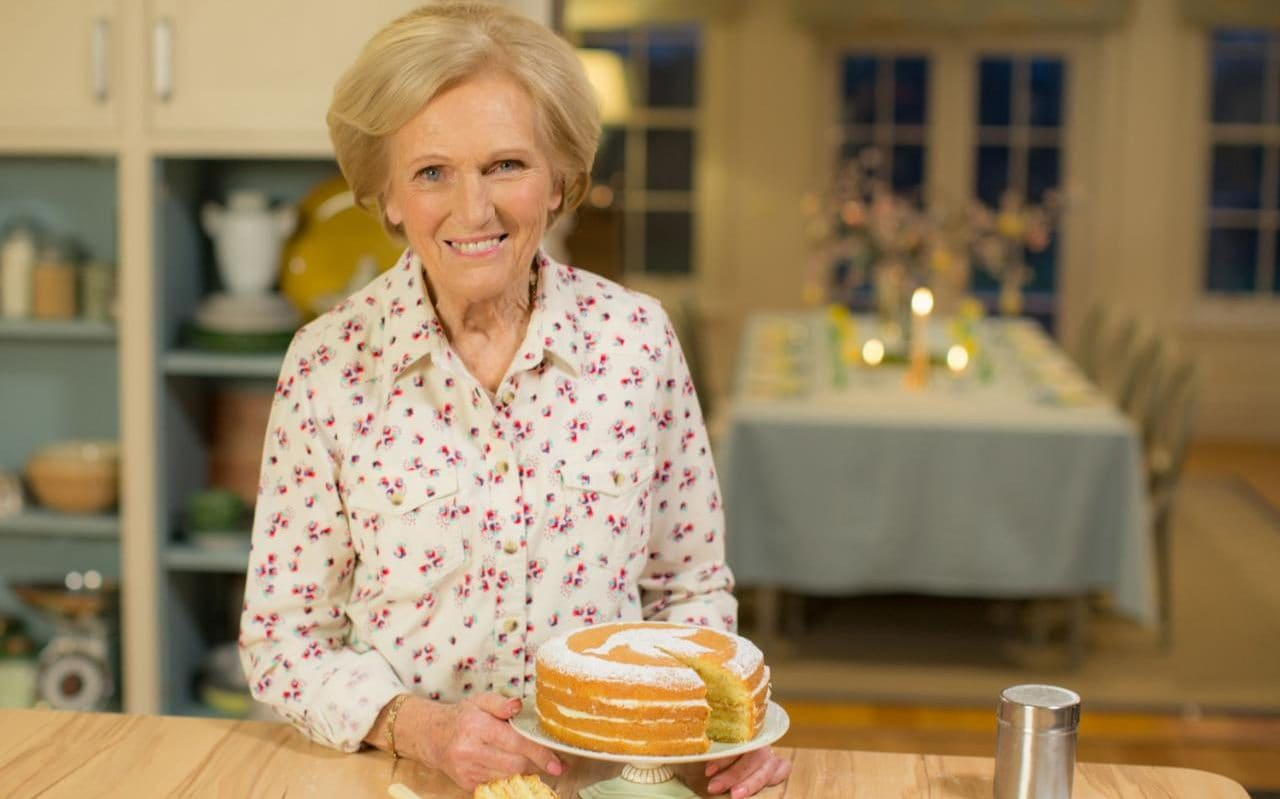 Cakes Easter Mary Berry