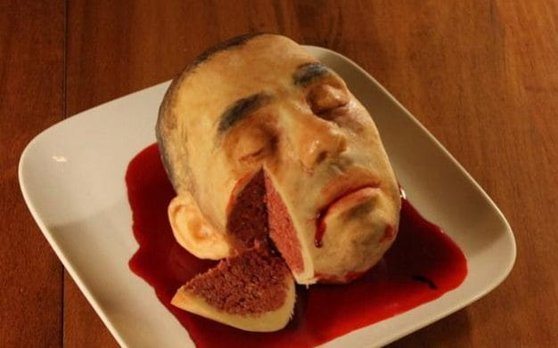 This Woman S Creepily Realistic Cakes Will Freak You Out