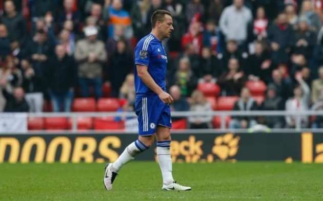 Image result for pic of john terry in chelsea colors