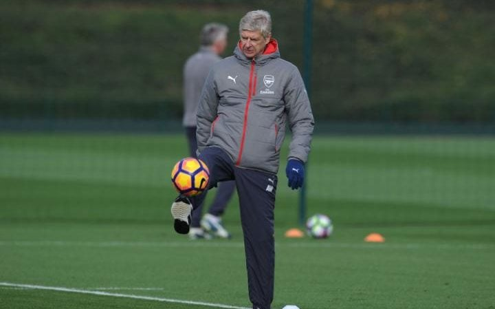 Image result for Wenger: Arsenal will always be bigger than Tottenham