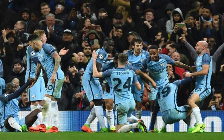 City-Monaco - Where does Manchester City 5-3 Monaco rank in the top 10 Champions League games involving British teams?