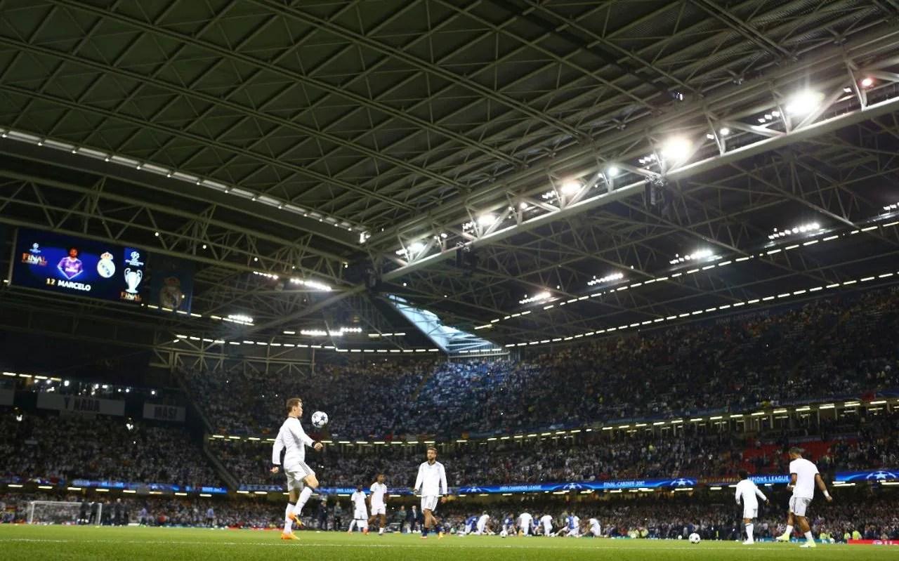 Champions League Final 2017 Juventus Vs Real Madrid Live