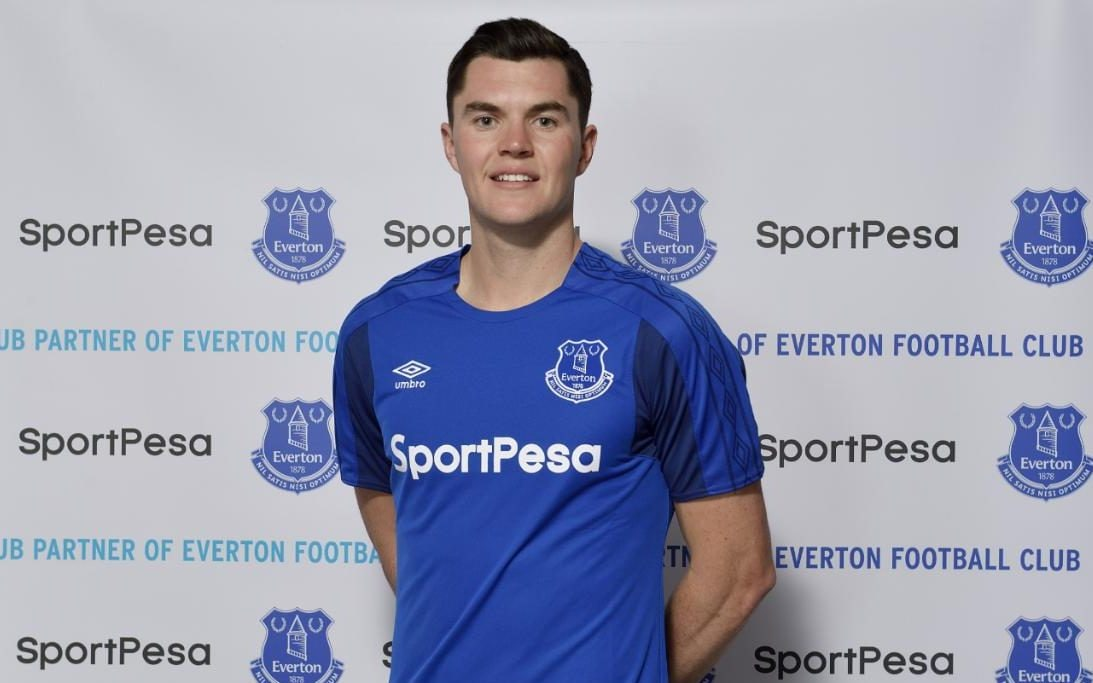 Image result for michael keane everton