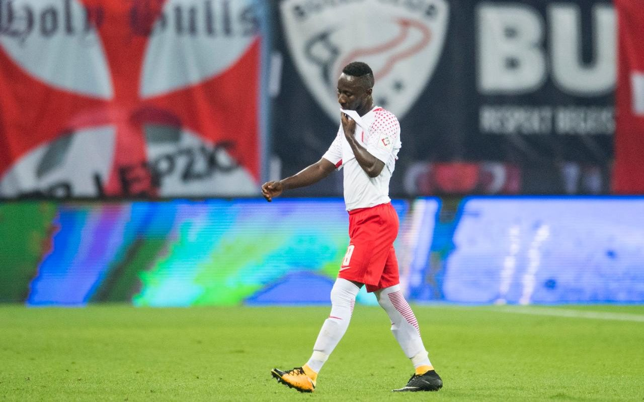 RB Leipzig Confirm Naby Keita Will Not Join Liverpool In January