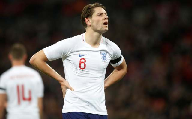 James Tarkowski shows promise but learns harsh lesson about international  football