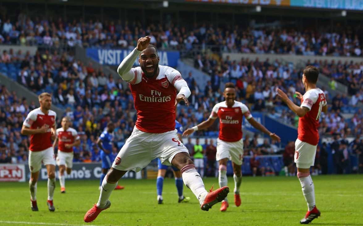 Alexandre Lacazette delivers moment of quality to hand Arsenal ...